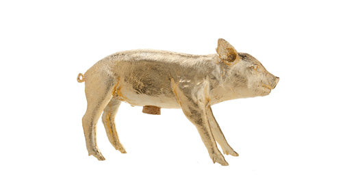 Bank in the form of a Pig