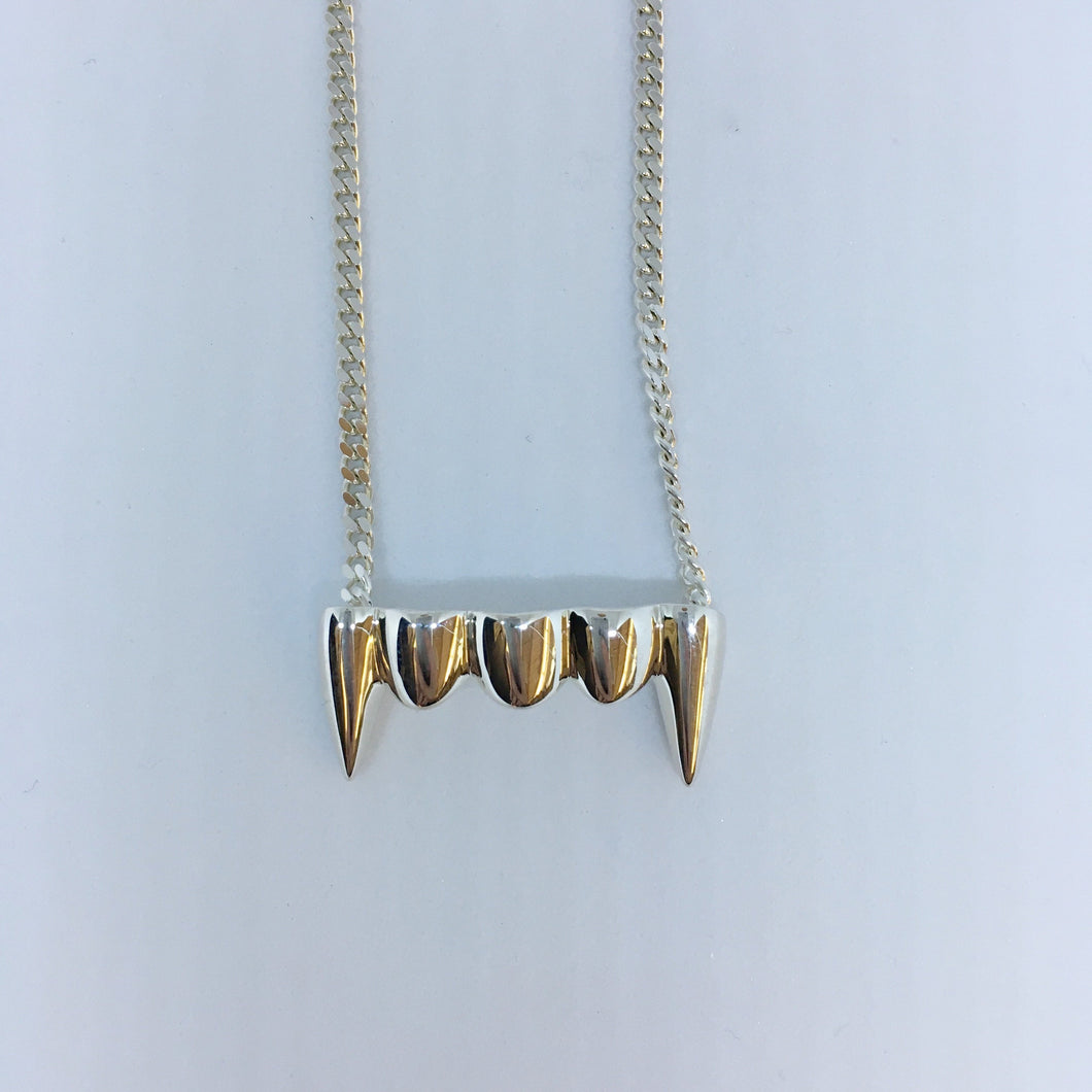 P.A.M. Planetary Fang Necklace
