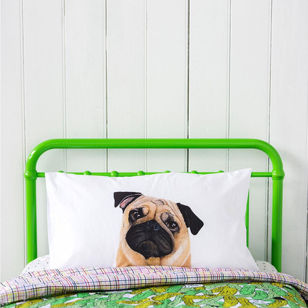 Pillowcase- Pedro the Pug