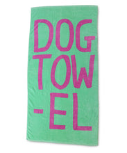 Beach Towel- Dog Towel