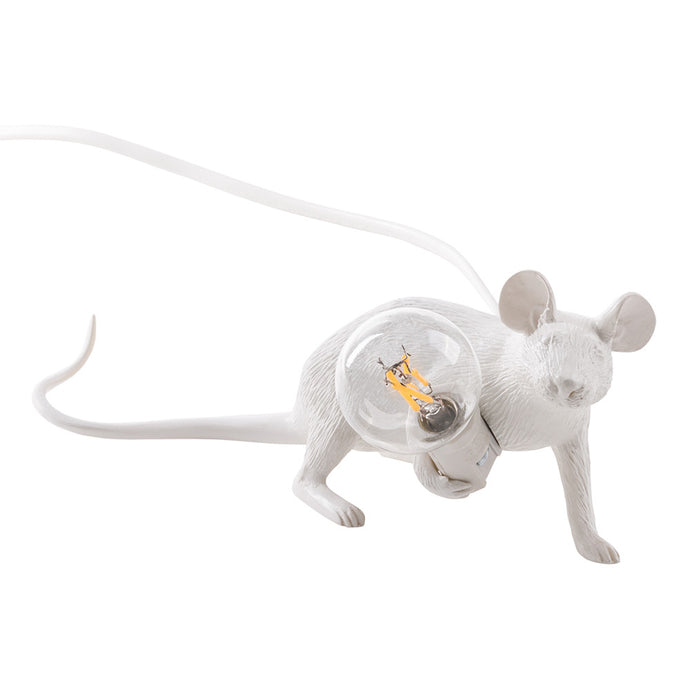Mouse Lamp- lying down