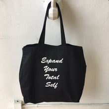 P.A.M. Expand Your Total Self Tote