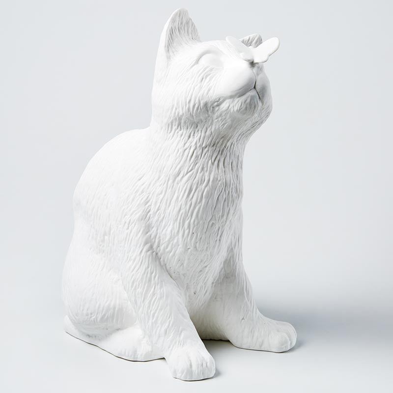 Playful Cat Lamp
