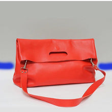 VKC Large Clutch Bag- Red