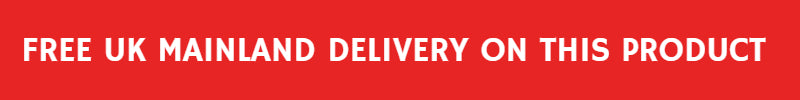 free uk mainland delivery with this product
