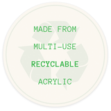 multi use plastic sustainability logo