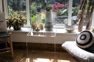 Perspex® Acrylic Side Table