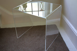Perspex® Side Table clear
