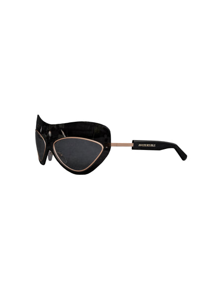 Atelje Sunglasses Black