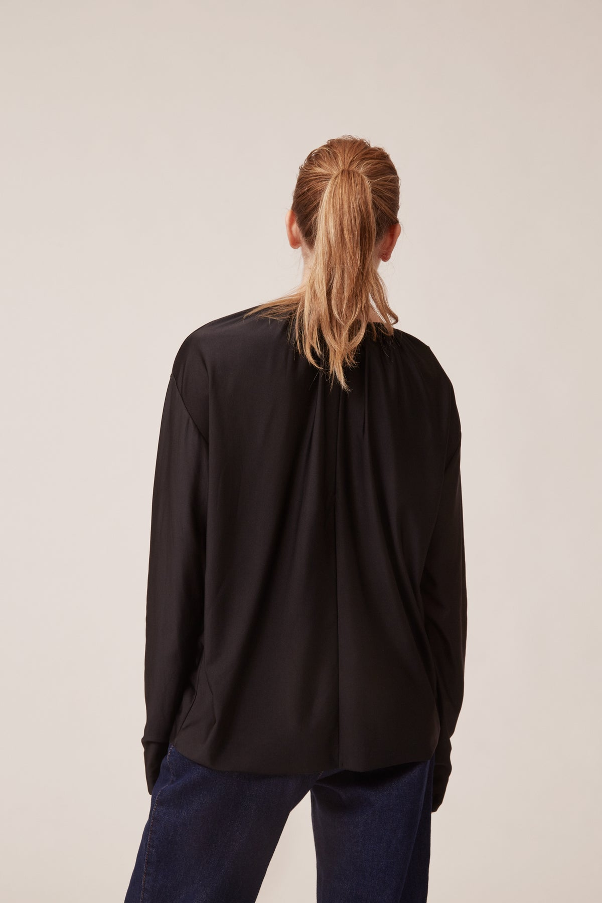 Big Wrap LS Top