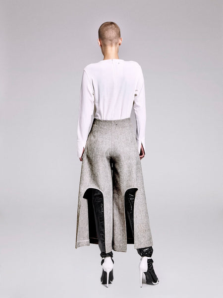 Abstract Culottes