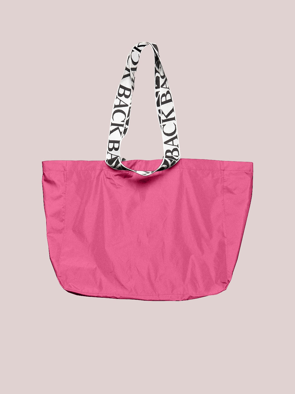 Logo Tote Pink - Now on Sale!