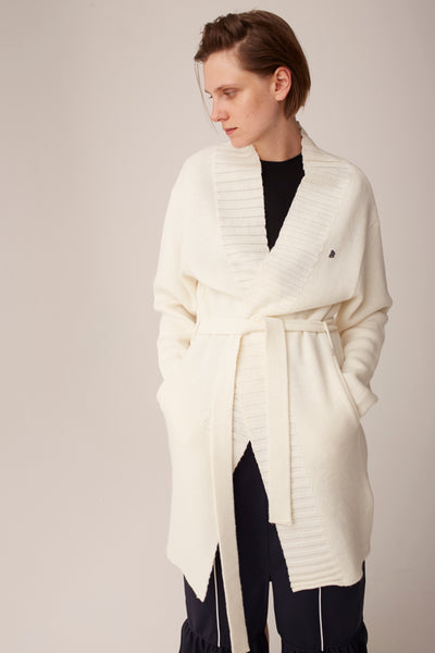 Team Cardigan White