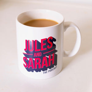 Jules and Sarah The Mug