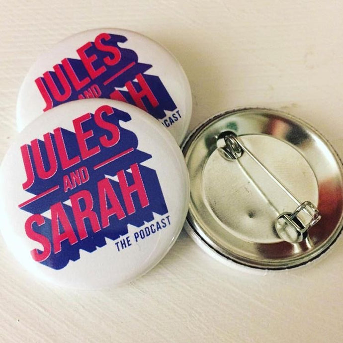 Jules and Sarah Badge