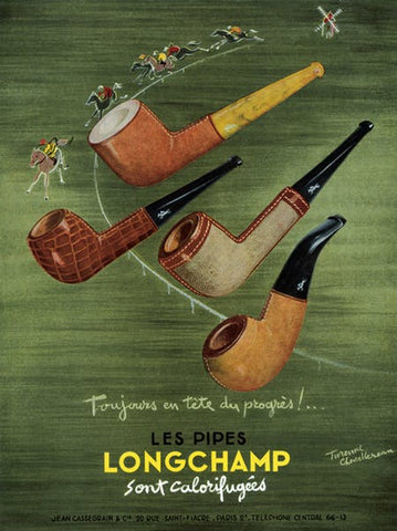longchamp pipe holder