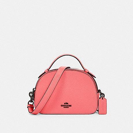 Coach Serena Satchel In Lemonade Pink