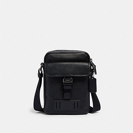 Coach Ranger Crossbody In Black