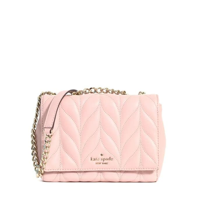Kate Spade Mini Emelyn Briar Lane Quilted Rosy Cheeks
