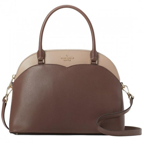 Kate Spade Payton Medium Dome In Colorblock Neutral Multi
