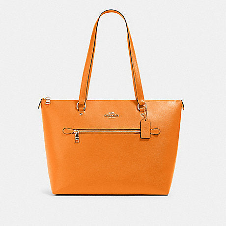 Coach Gallery Tote In Sunbeam