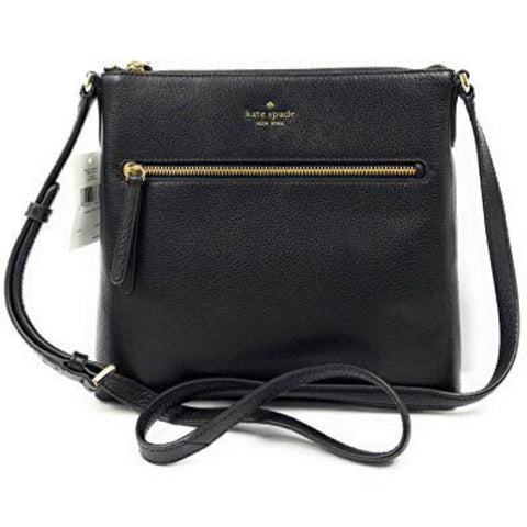 Kate Spade Jackson Top Zip Crossbody In Black