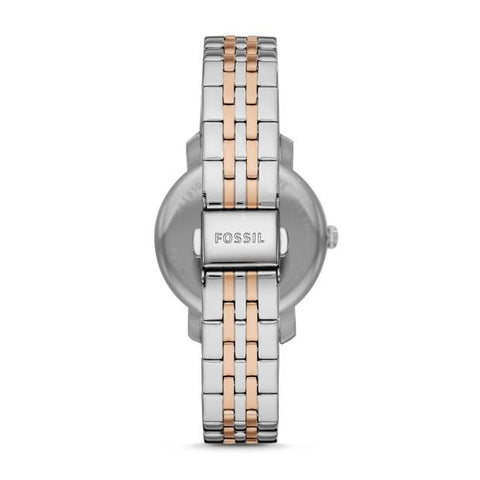 Fossil Lexie Luther Three-Hand Two-Tone Stainless Steel BQ3568