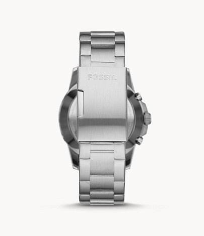 Fossil Men Hybrid Smartwatch FB-01 Stainless Steel FTW1300