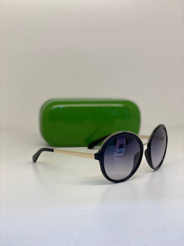 Kate Spade Women Sunglasses Black Round