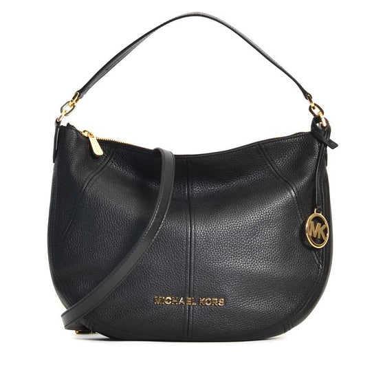 Michael Kors Bedford Hobo in Black