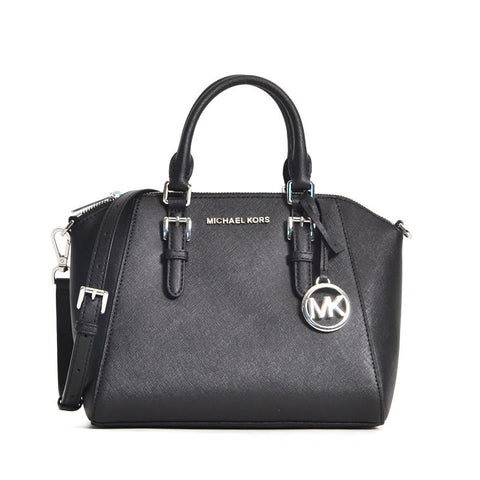 Michael Kors Ciara Medium in Black