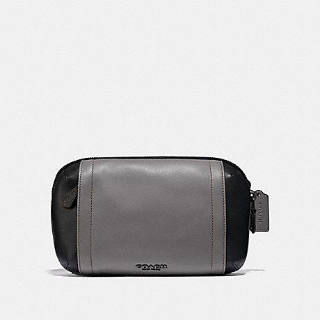 Coach Graham Utility Pack in Heather Grey/Black