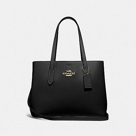 Coach Avenue Carryall Black/Oxboold