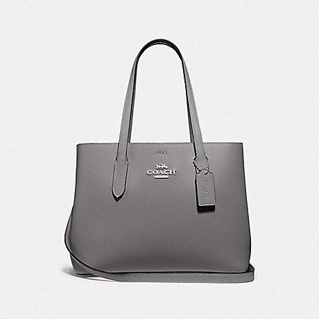 Coach Avenue Carryall Heather Grey