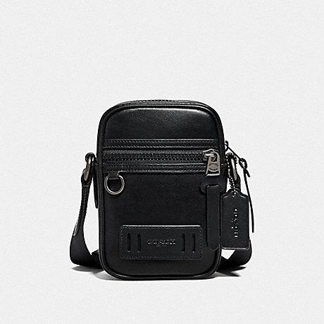 Coach Terrain Crossbody in Leather Black