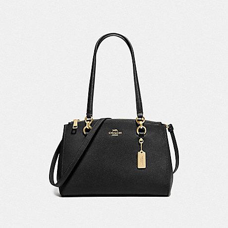 Coach Etta Carryall In Black