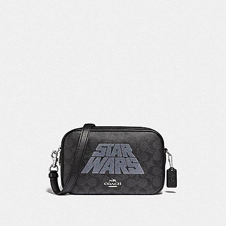 Coach Star Wars Jess Crossbody in Signature Black Smoke