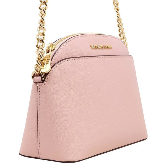 Michael Kors Emmy Medium Dome Crossbody In Blossom