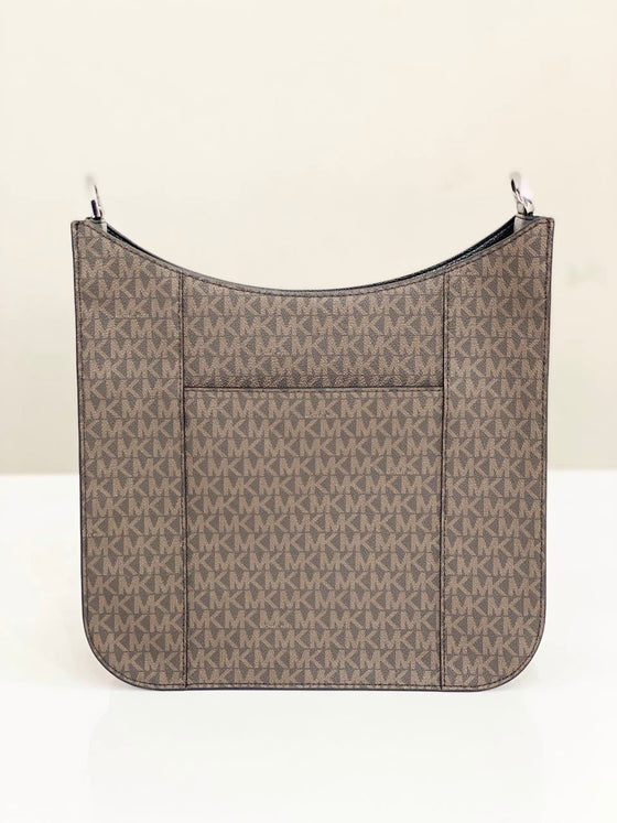 Michael Kors Briley Crossbody In Black Multi