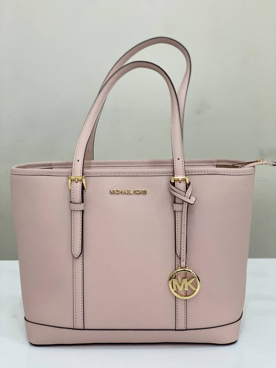 Michael Kors Jet Set Tote Small In Blossom