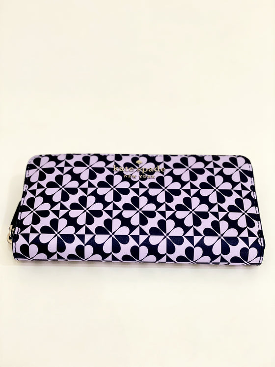 Kate Spade Large Continental Wallet Hollie Spade Prsnnvymul