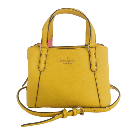 Kate Spade Small Jackson in Yellow