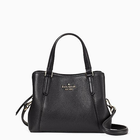 Kate Spade Small Jackson in Black