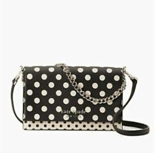 Kate Spade Cameron Convertible Crossbody In Polka Dot Multicolor