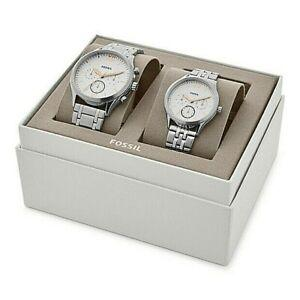 Fossil Couple Watch BQ2468 Set