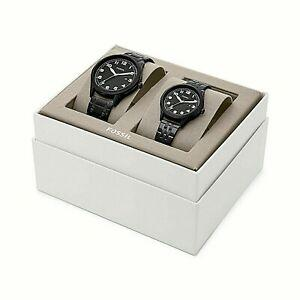 Fossil Couple Watch BQ2471 Set