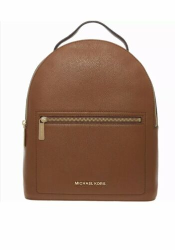 Michael Kors Jessa Backpack In Luggage