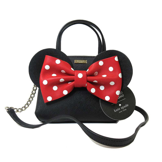 Kate Spade Minnie Mouse Mini Maise Crossbody