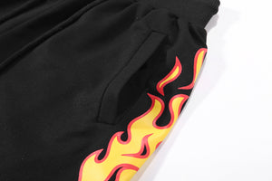 Flame Boy Shorts