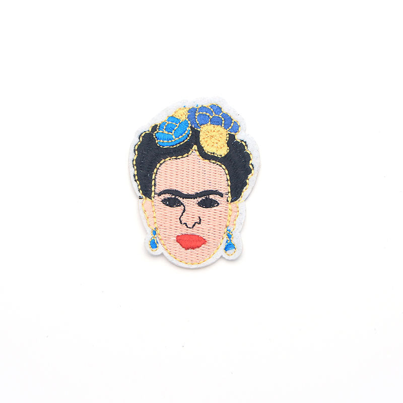 Frieda Kahlo Patches